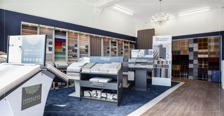 Our West London showroom and your premiere competitive flooring solutions representative of famous carpet and other flooring brands.